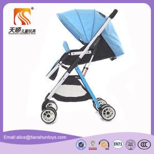 Four Colors Aluminum Alloy Frame Baby Carrier Umbrella Stroller Pram pictures & photos