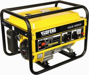 2000 Watts Portable Power Gasoline Generator with EPA, Carb, CE, Soncap Certificate (YFGC2500) pictures & photos