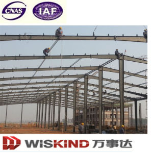 China Supplier Multi-Storey Prefabricated Steel Structure Building pictures & photos