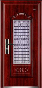 Morden Style Steel Door, Entrance Door, Security Door pictures & photos