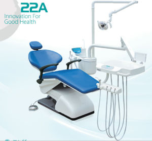 Osa-Fj22A FDA & Ce & ISO Approved Dental Chair Unit for USA Market pictures & photos