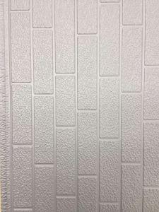Exterior Facade material Fiber Cement Siding Metal PU Sandwich Panel pictures & photos