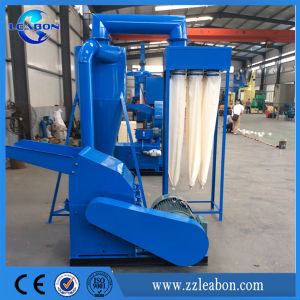 2017 Hot Sale Corn Wheat Straw Hammer Mill with Cyclone pictures & photos