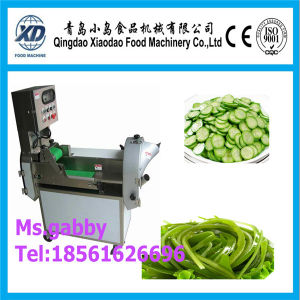 Automatic Potato Chips Cutting Machine pictures & photos