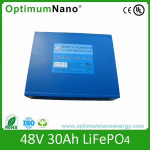 Hot Selling 48V 30ah LiFePO4 Battery Packs pictures & photos