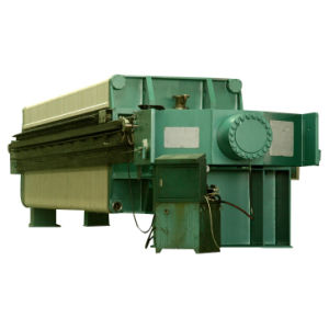 2000 Series Automatic Sludge Dewatering Filter Press