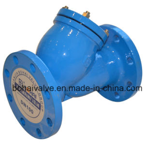 Ductile and Cast Iron Y Type Strainer