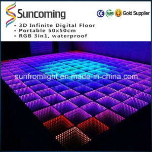 Amazing Wedding Decoration Abyssal Effect Dance Floor LED pictures & photos