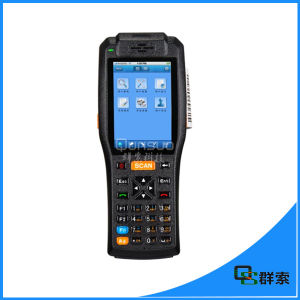 Android 3G Industrial Rugged Handheld Terminal with Thermal Printer pictures & photos
