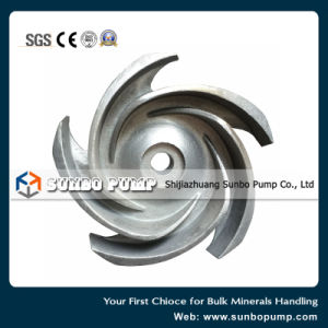 Drilling Mud Sand Pump Parts/ Mission Pump Impeller pictures & photos