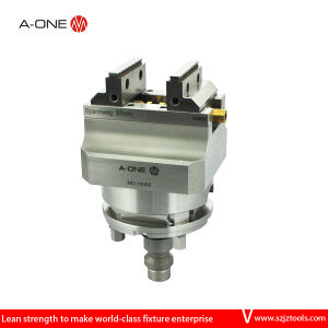 China a-One Small Precision Adjustable Milling Machine Self Centering Vise pictures & photos