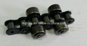 Industrial Transmission Conveyor Chain with Steel Rollers (Both sides) pictures & photos
