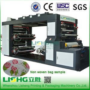 4 Colour High Speed Non Woven Flexo Printing Machine pictures & photos