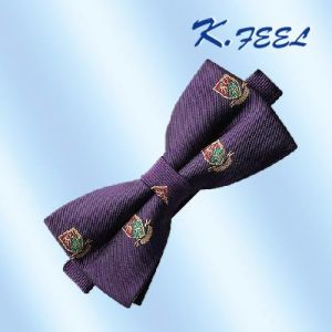 Fashion Men′s Jacquard Silk Bow Tie