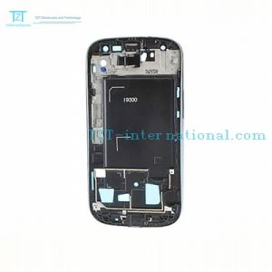 Wholesale Middle Frame for Samsung I9300/S3 pictures & photos