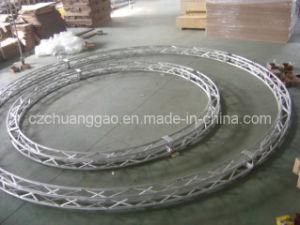 Round Exhibition Equipment with Aluminium Truss pictures & photos