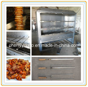 Barbecue Roaster/Furnace/Stove