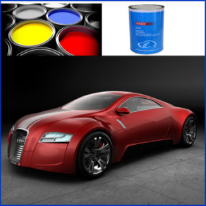 Glow in The Dark Heat Sensitive Glitter Acrylic 2k Car Refinish Paint pictures & photos