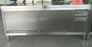 Stainless Steel Plate Warmer Cabinet pictures & photos