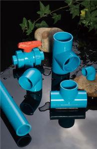 Huasheng Plastic Dn125*50-400*350 CPVC DIN Standard Reducing Bushing pictures & photos