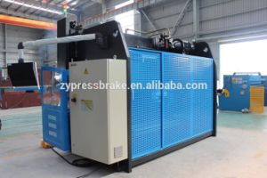 Bending Machine Zyb-80t/3200 with Controller Da52s, Metal Plate Bending Machine pictures & photos