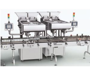 Czg100/32A Capsule Tablet Counting Machine