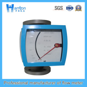 304+PTFE Metal Tube Rotameter for Dn50-Dn100 pictures & photos