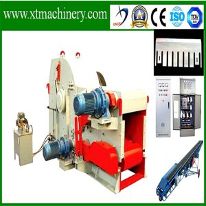 Biomass Use, Ce ISO Approved, Very Low Price Wood Chipper Machine pictures & photos