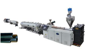 HDPE Water/Gas Pipe Extrusion Line pictures & photos