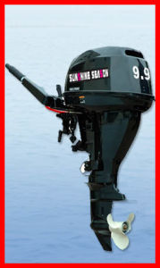 4 Stroke Outboard Motor for Marine & Powerful Outboard Engine (F9.9BML) pictures & photos