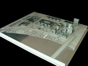Architectural Proposal Model of Landscape Planning (JW-395) pictures & photos