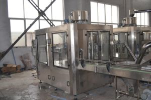 Drink Filling Machine (14-12-5) or Water Filling Machine pictures & photos