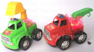 Light up Truck Toy Candy (110531) pictures & photos