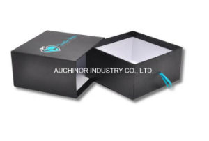 Custom Gold Logo Printing Paper Shipping Cartons Corrugated Carton Box pictures & photos