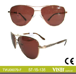 Top Sale Metal Glasses Sunglasses (79-E) pictures & photos