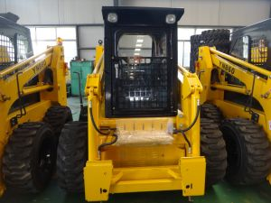 EPA Ce Approved Wheel Loader Skid Steer Loader Yineng pictures & photos