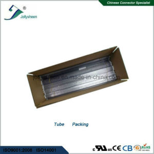 2.54mm Pitch Female Header Dual  Row Centipede Pin Straight  Type Bottom Entry  H8.5mm pictures & photos