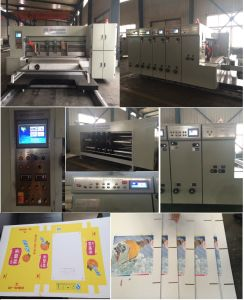 Automatic Printer Slotter Die Cutter Machine (For big size) pictures & photos