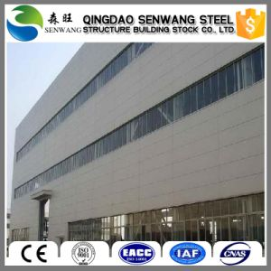 Prefabricated Steel Structure Building for Warehouse Workshop Office in Africa pictures & photos