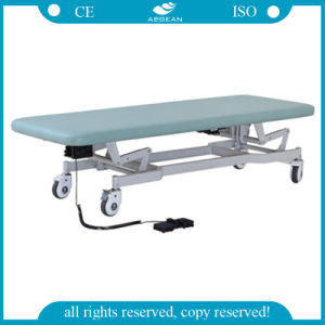 AG-Ecc03 Ce&ISO Approved Examination Hospital Couch with Four Wheels pictures & photos