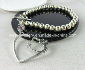 Fashion Jewelry-Hello Kitty Beaded Bracelet pictures & photos