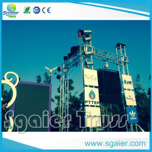 Aluminum Truss Arch Truss Tower System Aluminum Rigging pictures & photos