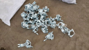 Zinc Plated Drop Forged Scaffold Couplers for En74 Standard pictures & photos