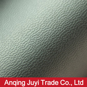 Waterproof Elastic Embossed ODM Customized PVC Artificial Sofa Leather