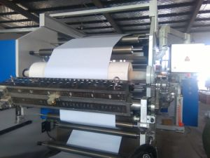 Paper Label Sticker Hot Melt Coating Machinery pictures & photos