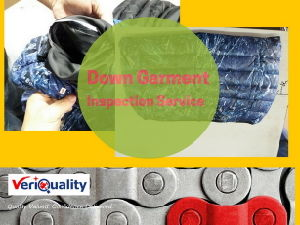 Down Garment Inspection, Down Clothing Inspection, Down Clothing QC Service pictures & photos