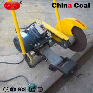Powerful Gasoline Rail Cutting Machine pictures & photos