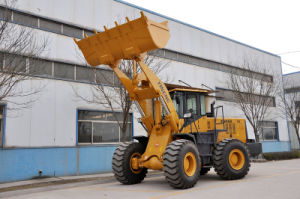 Yn958g Wheel Loader Yn Yineng Luneng Loader pictures & photos