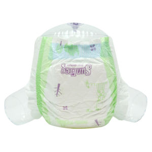 Lovely Cotton Disposable Baby Diaper