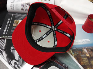 High Quality Custom Fitted Hip Hop Embroidery Baseball Cap (LP002-A) pictures & photos